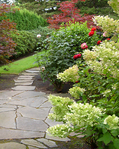 Vancouver Washington landscape design
